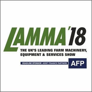 RadioTrader at LAMMA '18 UK's Biggest Farming Show