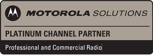 RadioTrader is accredited with Motorola's Platinum Partner status