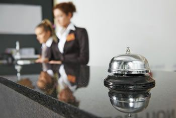 Two way radios for hotels and the hospitality sector