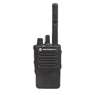 "Motorola new ""E"" Series hand portable and mobile radios"
