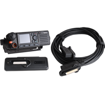 Hytera Remote Mount Kit With Control Head and 3M Cable