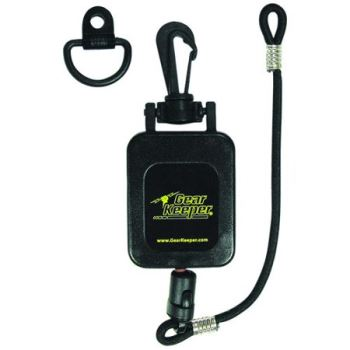 Gear Keeper Retractable Microphone Holder