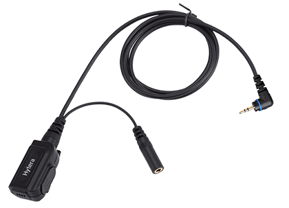 Hytera BD305LF PD3 series PTT&MIC cable