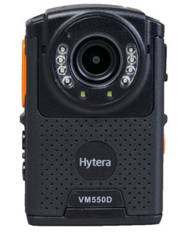 Hytera VM550D Body Worn Camera With 1080p HD Video