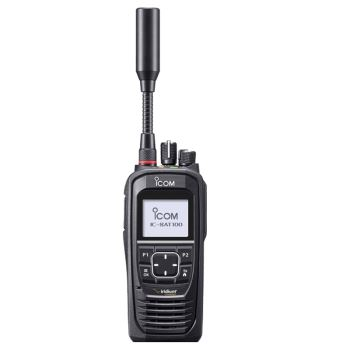 Icom IC-SAT100 Satellite PTT Hand Portable