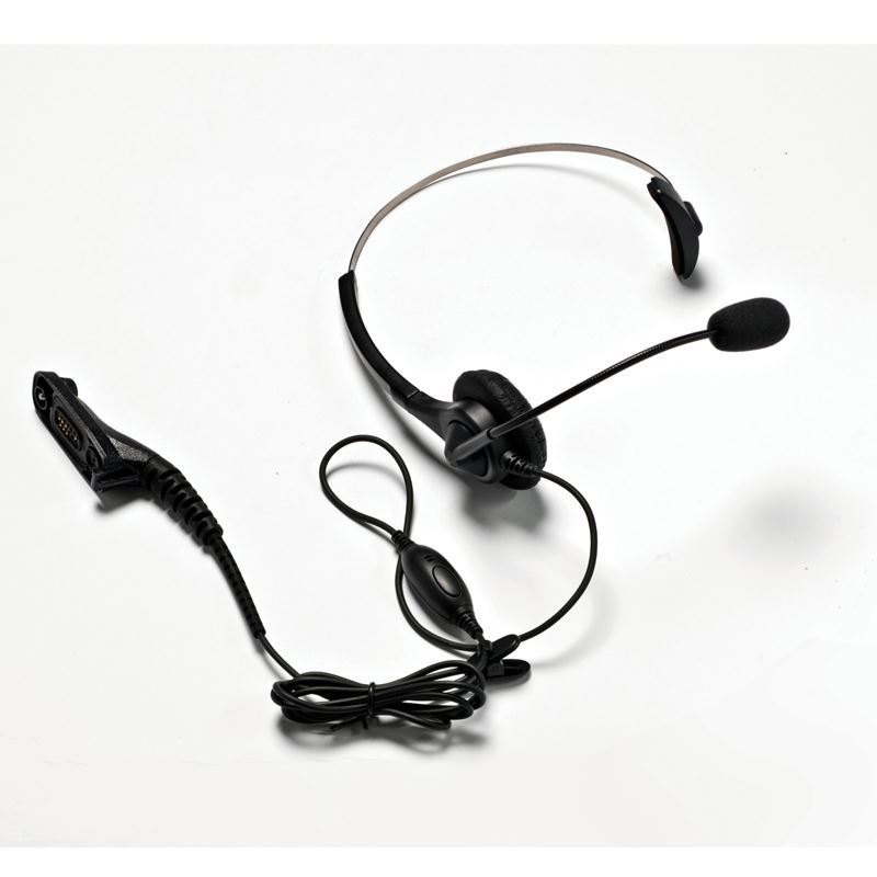 Motorola DP4000 Series Mag One Lightweight Headset