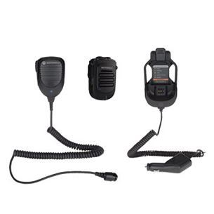 Motorola DM4000 Series Long Range Wireless Mic with Vehicle Charger Kit