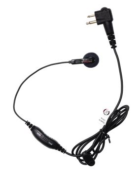 Motorola DP1400 MagOne Earbud With In-Line Microphone and PTT
