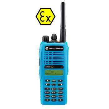 Motorola GP380 EX ATEX UHF Analogue Hand Portable