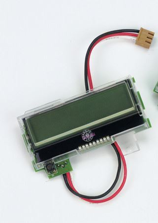 DP4000 Series IMPRES Charger Display Module (CDM)