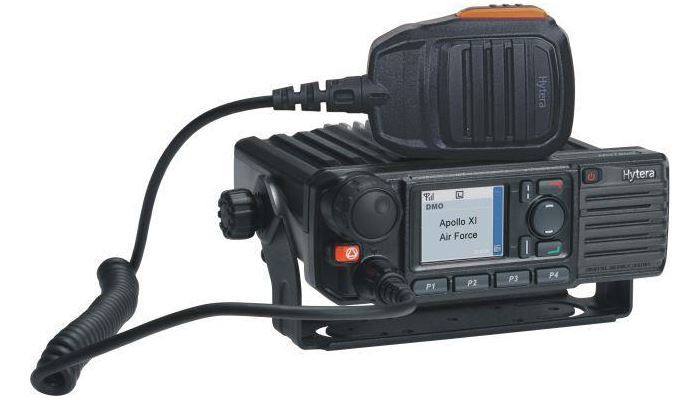Hytera MD785 Digital Mobile Radio