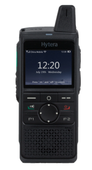 Hytera PNC370 Push-to-Talk Over Cellular POC