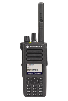 Motorola DP4800e Mototrbo Digital Radio