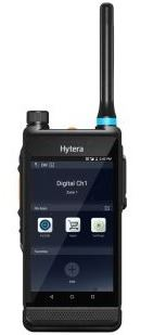 Hytera PDC550 Multi Mode Handheld Radio DMR / LTE Push To Talk Over Cellular