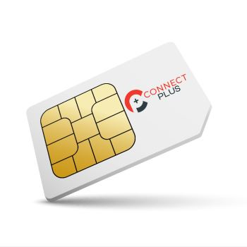 Connect Plus Multi Roaming 500MB Sim Card Data Only