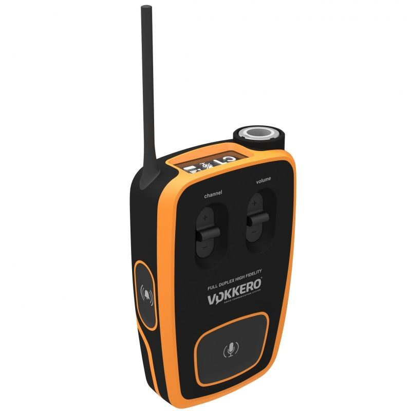 Vokkero Guardian Wireless Handsfree Communication Kit