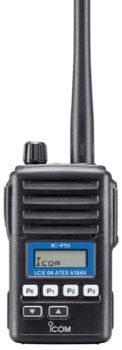 Icom IC-F51 / IC-F61 Analogue ATEX Hand Portable