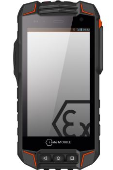 IS530.1 Zone 1 Alex Certified Android Smartphone