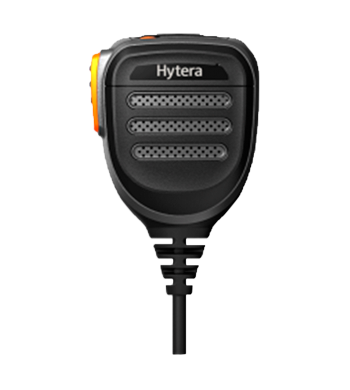 Hytera PD400 PD500 Series Remote Speaker Mic Without Emergency Button