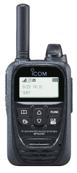 Icom IP100H IP Push To Talk Two Way Handheld Radio