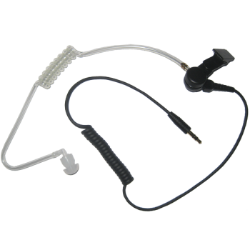 Hytera Acoustic Tube Earpiece Receive Only Fitting