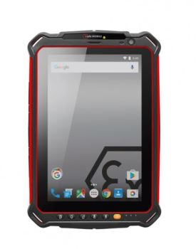 IS930.1 ATEX Zone 1 Certified Android Tablet