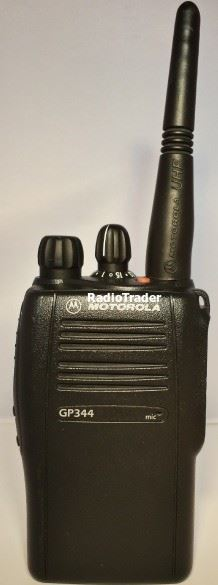 Used Motorola GP344 VHF Hand Portable Radio