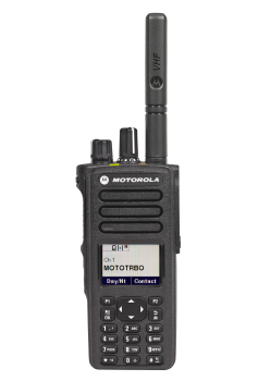 Motorola DP4801e - Mototrbo Digital Radio