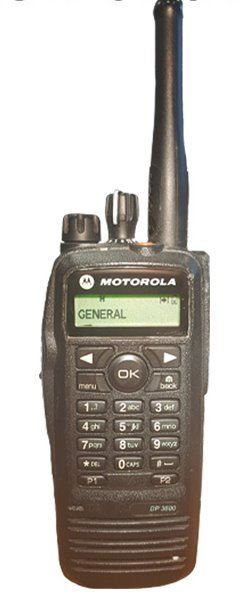 Refurbished Motorola DP3600 UHF Digital Hand Portable