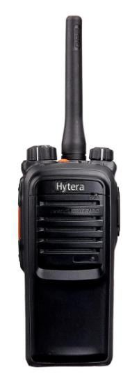 Refurbished Hytera PD705LT VHF Digital Hand Portable Two Way Radio