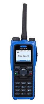 Hytera PD795Ex Hand Portable Radio With GPS