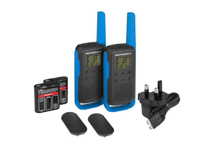 Motorola Talkabout T62 Blue Twin Pack