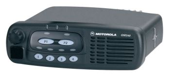 Refurbished Motorola GM340 VHF 6 Channel Data Radio