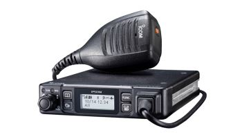 Icom IP501M LTE / PoC Push To Talk Over Cellular Mobile Radio