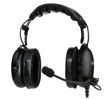 Kenwood NX-1000 Heavy Duty Noise Reduction Headset (Over the Head)