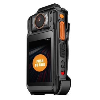 Telo LTECAM T8 Body Worn Camera and PTT Over Cellular Radio