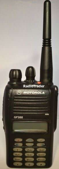 Motorola GP388 UHF Hand Portable Used