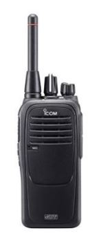 Icom IC-F29DR Waterproof Licence Free Digital PMR446 Business Radio