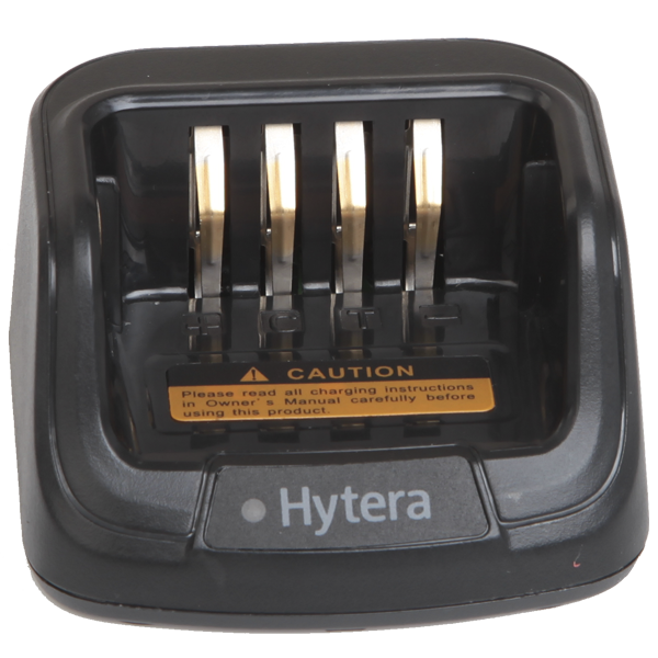 Hytera PD400 PD500 Series Single Unit Charger Pod Only