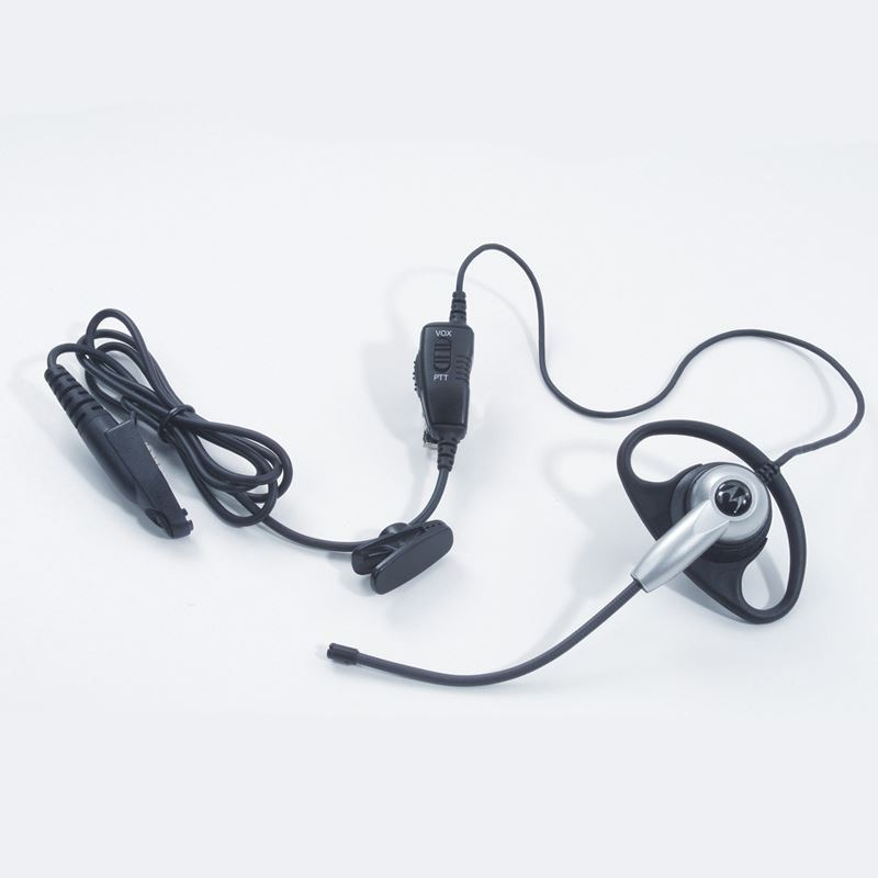 Motorola DP4000 Series D-Shape Ultra Lightweight Headset UL/TIA 4950