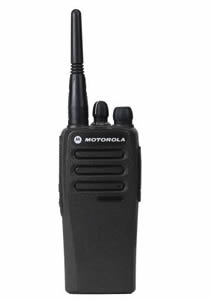 Motorola DP1400 hand-portable radio