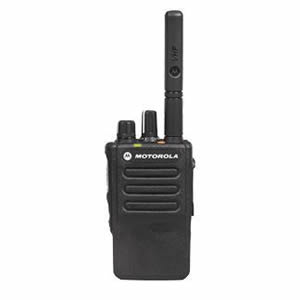 Motorola DP3441e hand-portable two-way radio