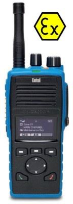 Entel DT953 DMR ATEX two-way radio